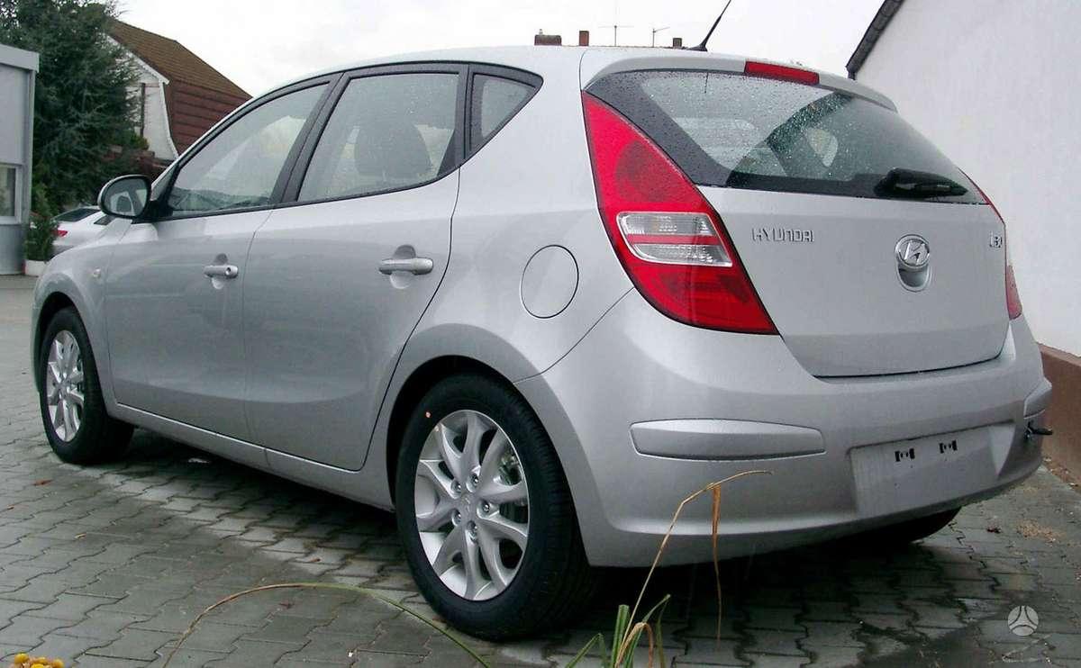 Hyundai i30. Hyundai i30 pigios kėbulo dalys, žibintai 8 688