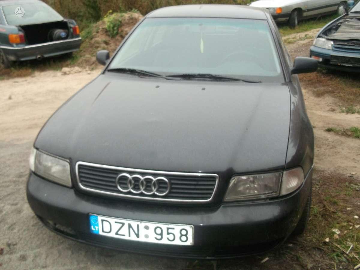 Audi A4 dalimis. Audi a4 1.8 automat, , dalimis, , dezhe su