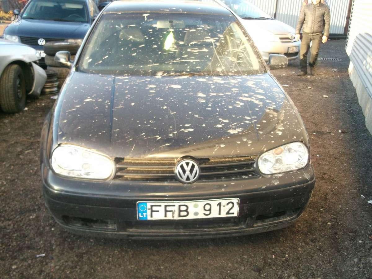 Volkswagen Golf dalimis. Volksvagen golf 4 1.9tdi, , dalimis, ,