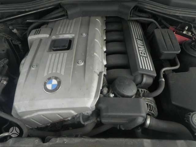 BMW 530. Bmw 530i  naujesnis variklis xenon zibintai dvd
