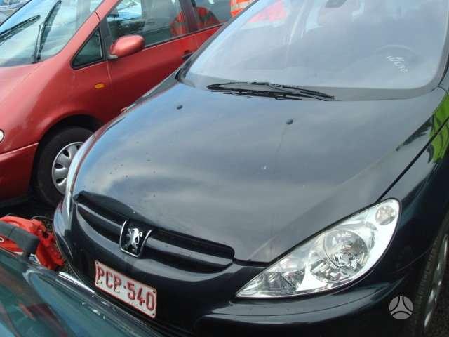 Peugeot 307. Galimas detalių persiuntimas į kitus miestus.