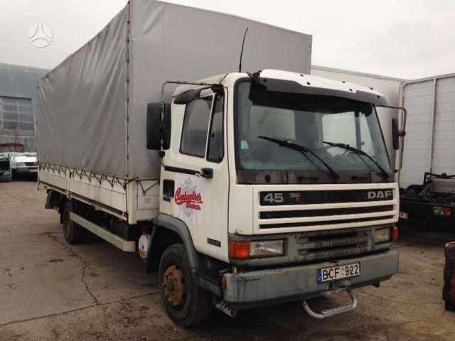 DAF, 45-160, sunkvežimiai