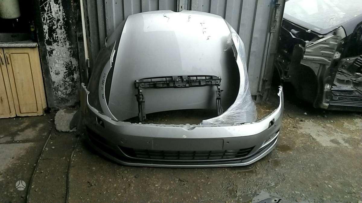 Volkswagen Golf. Prekyba auto dalimis naudotomis europietiškiems,