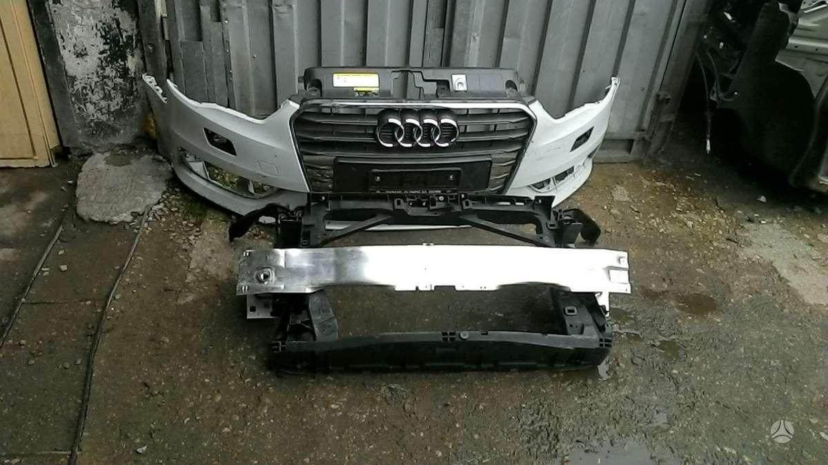 Audi A3. Prekyba auto dalimis naudotomis europietiškiems, japoniš