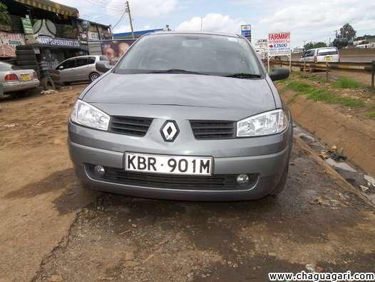 Renault Megane. 1.5dci 1.9dci