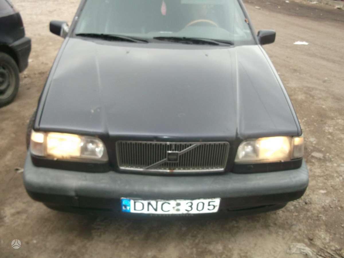 Volvo 850 dalimis. Volvo 850 2.5 turbo, , dalimis, , kainos
