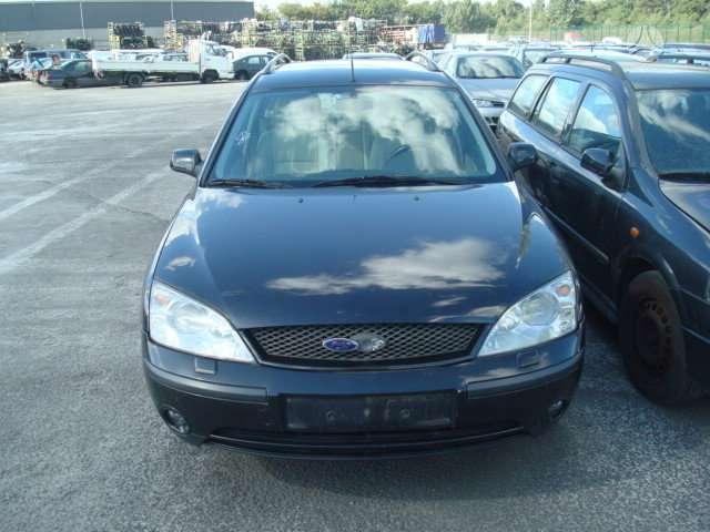 Ford Mondeo. Europa 85kw yra ir 96kw galimas detalių