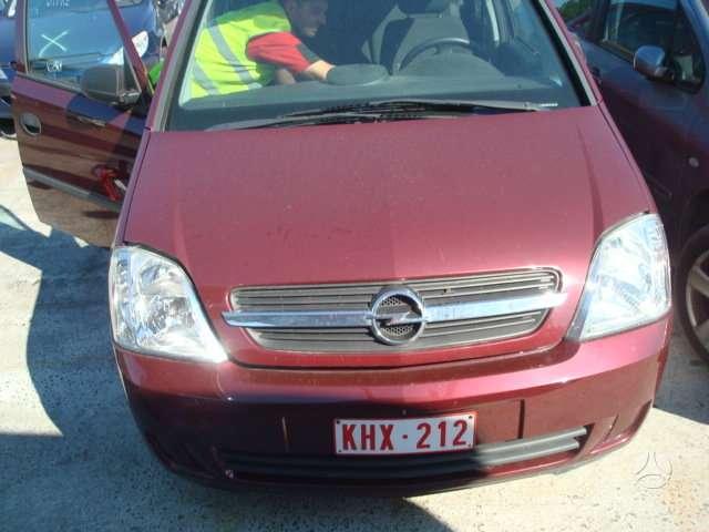 Opel Meriva. Europa iš vokietijos, kablys, galimas detalių