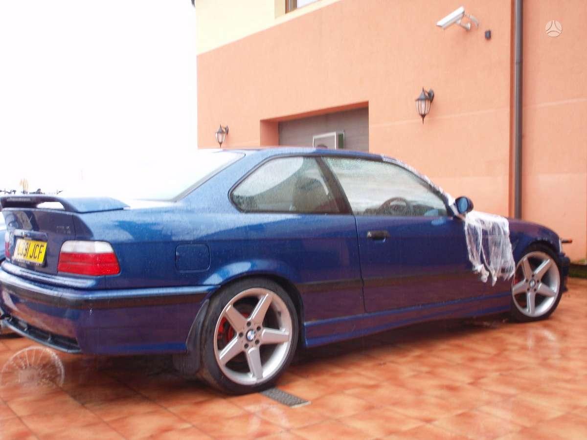 BMW M3 dalimis. Bmw e36 m3 3.0 1994-1995m. dalimis bmw e36 m3 3.