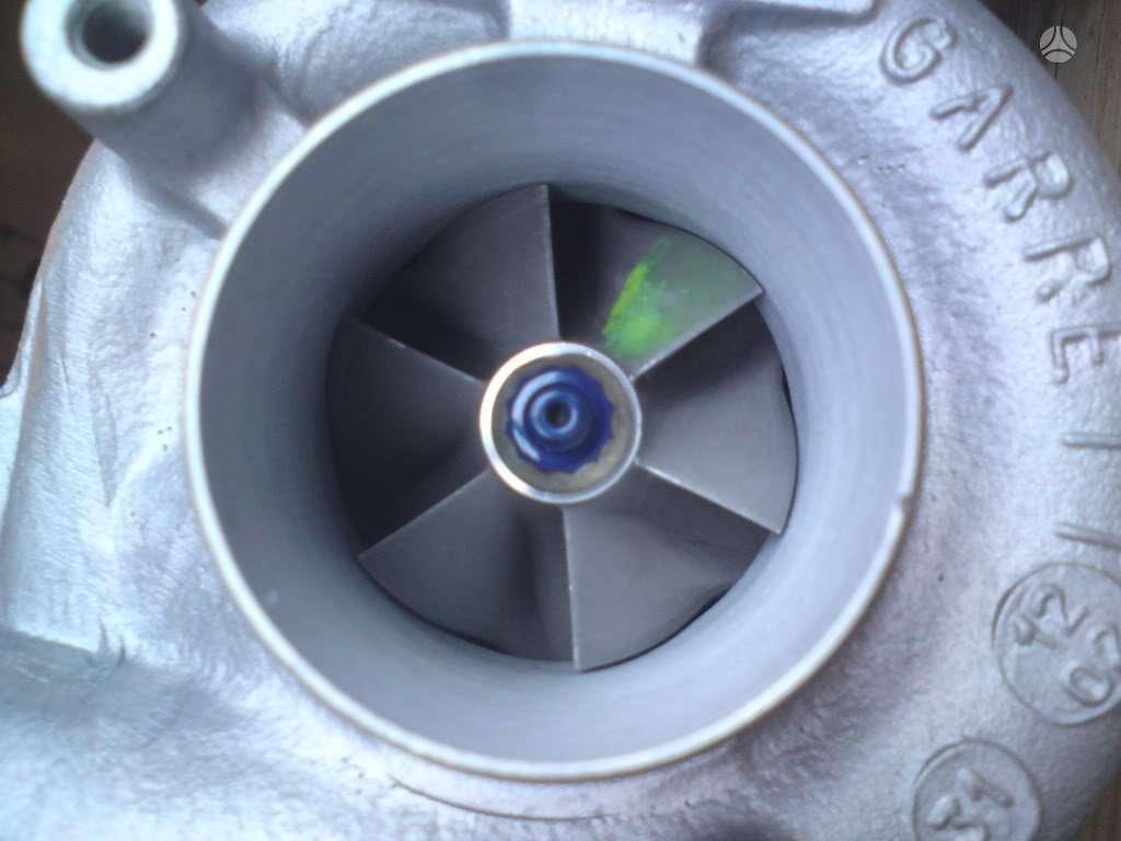 Ford C-MAX. Kokybiškai ir greitai remontuojame turbokompresorius.