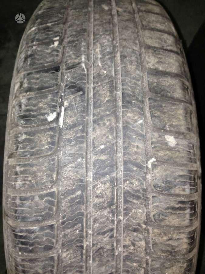 Michelin, Latitude, Žieminės 235/65 R17