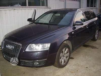 Audi A6. Bmk, vairo komplektas...