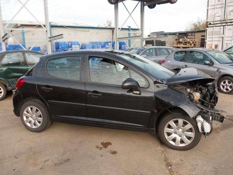 Peugeot 207. 2010 peugeot 207 urban 1360cc 1,4 benzinas mechaninė