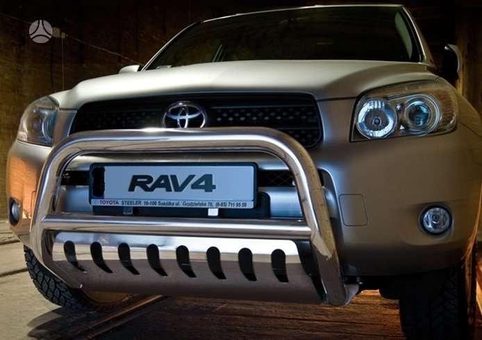 Toyota RAV4. Priekinis sertifikuotas lankas toyota rav4. tik pas