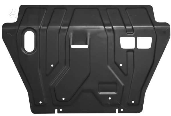 Toyota RAV4. Variklio skyriaus apsauga toyota rav4 2005-2013.
