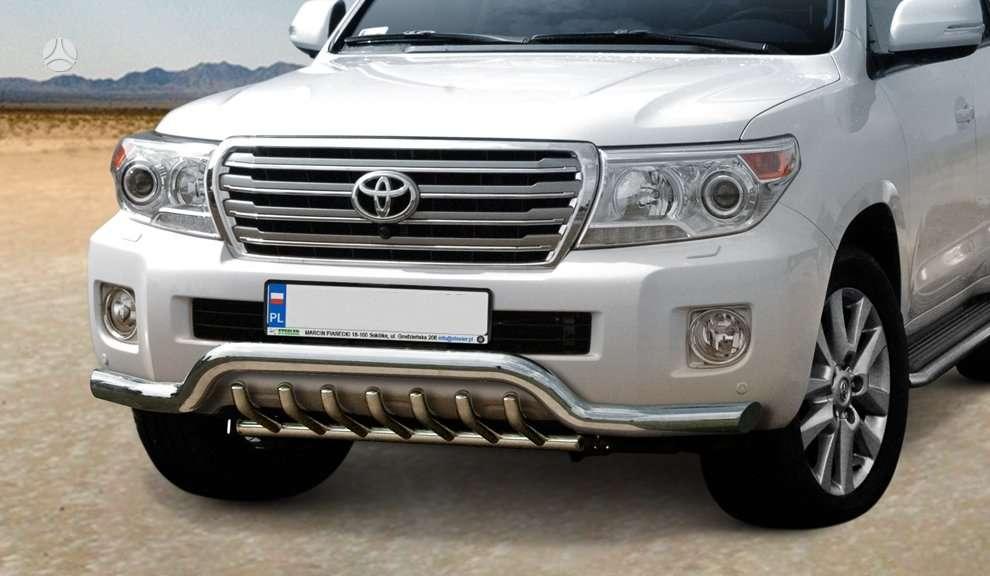 Toyota Land Cruiser. передняя дуга toyota land cruiser 200.