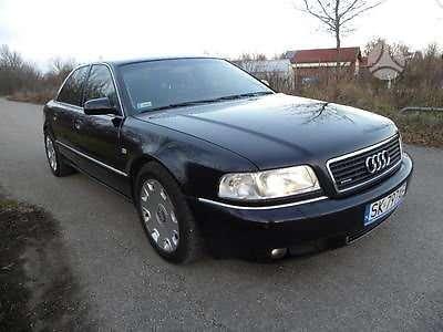 Audi A8 dalimis