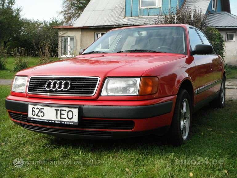 Audi 100 dalimis. Grazios nesurudijusios dalys is anglijos