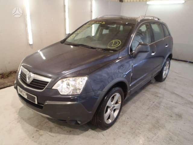 Opel Antara. доставка запчястеи в  мoскву доставка запчястеи в л