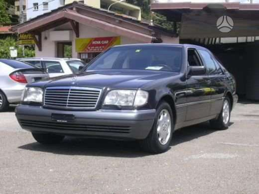 Mercedes-Benz S500. Is sveicarijos (( ch ))  +37068545183  +