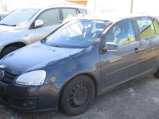 Volkswagen Golf. Gt.variklis parduotas.rida 92000km.6pav. gr.