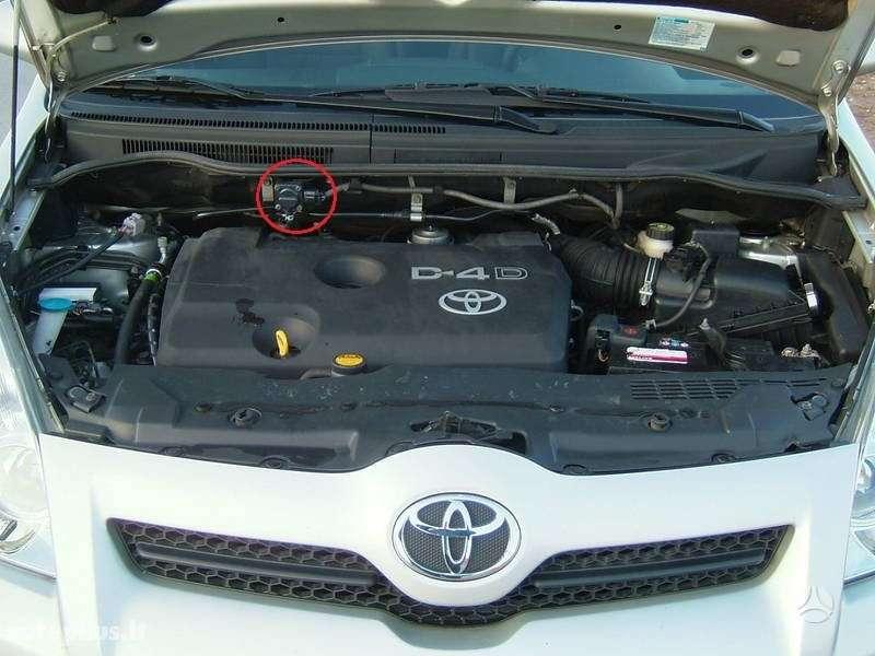 Toyota Avensis. Variklis dalimis naudotu ir nauju japonisku