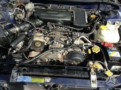 Subaru Outback. Variklis dalimis naudotu ir nauju japonisku