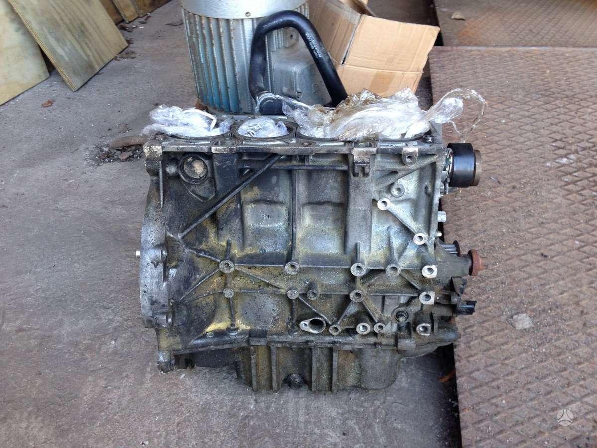 Ford Mondeo alkūninis velenas, stūmokliai, variklio blokas