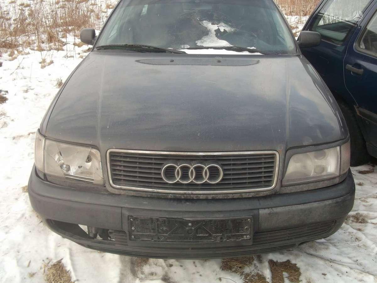 Audi 100 (C4) dalimis. Audi c4 2.5tdi,,dalimis,,kainos