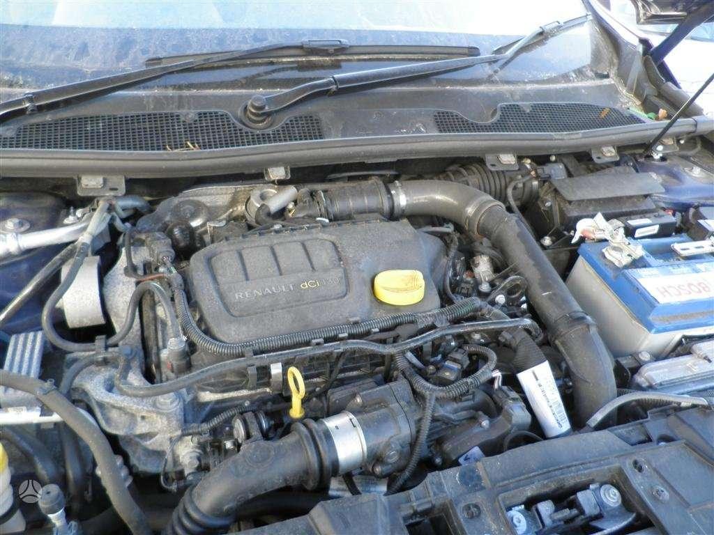 Renault Megane. 1.6dci  r9m   mechanika dalimis is anglijos rida