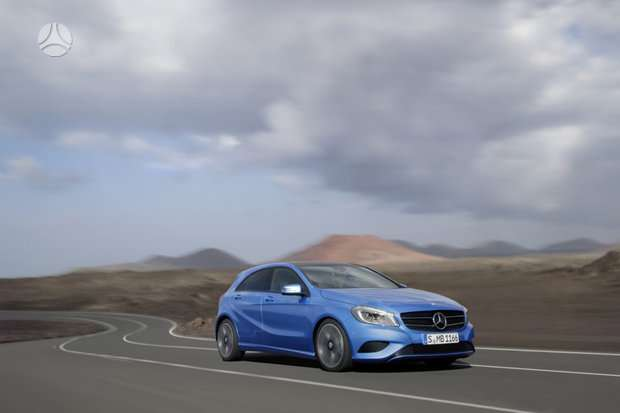 Mercedes-Benz A klasė. Naujų originalių automobilių detalių už