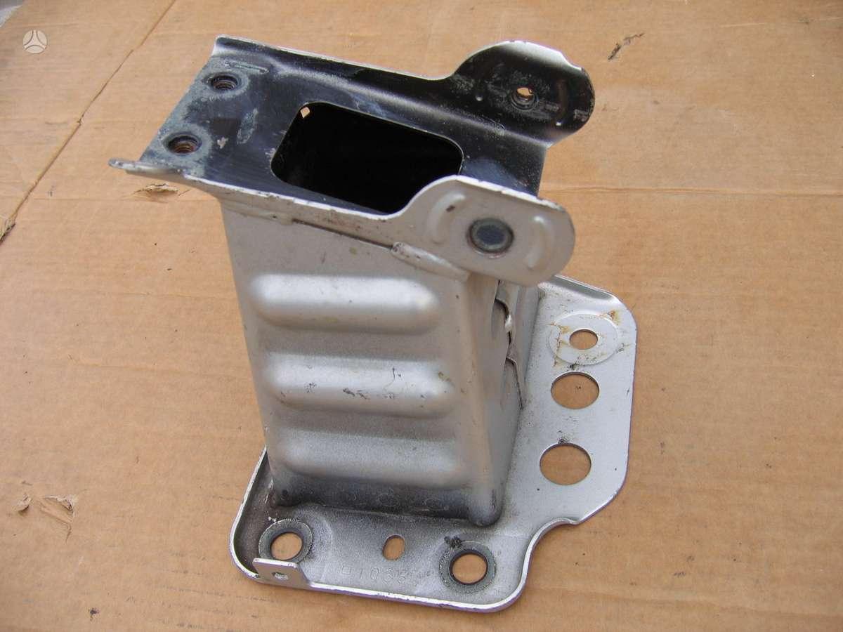 Opel Signum šakės, vandens radiatorius, ventiliatorius