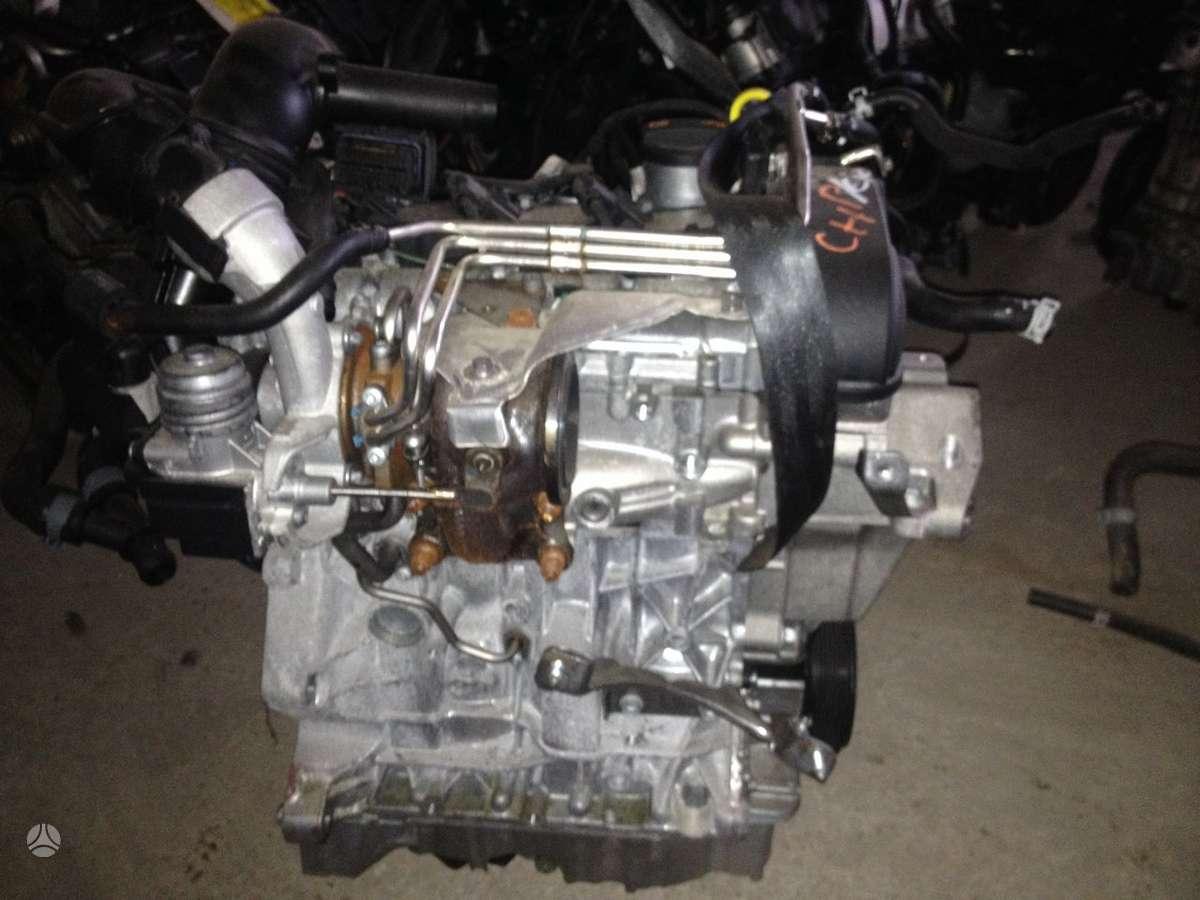 Volkswagen Golf. Vw golf 7 motor cjz benzin 1.2 tsi