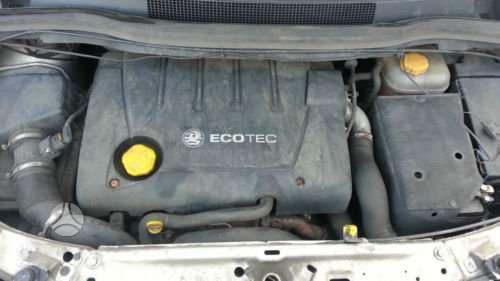 Opel Zafira dalimis. 1.9 cdti  tinka  opel zafira, vectra, saab
