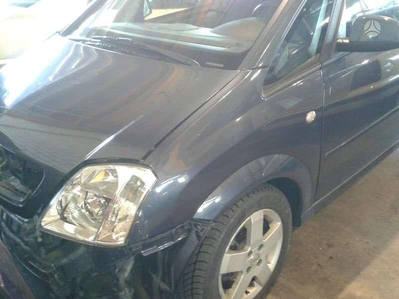 Opel Meriva dalimis. +37065559090 europa is (ch) возможна доста
