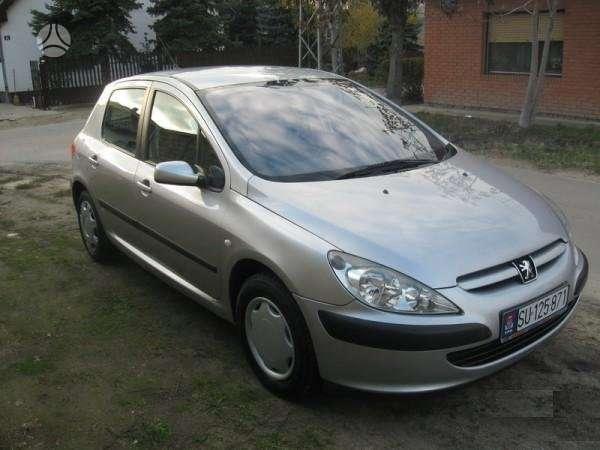 Peugeot 307. 1,6td   2,0hdi    1,6l    2,0l