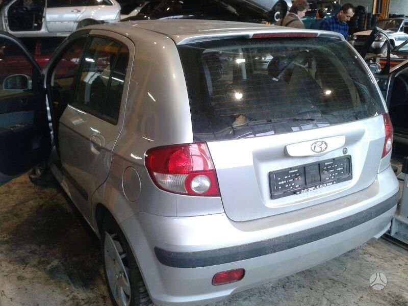 Hyundai Getz dalimis. +37065559090 europa is (ch) возможна дост