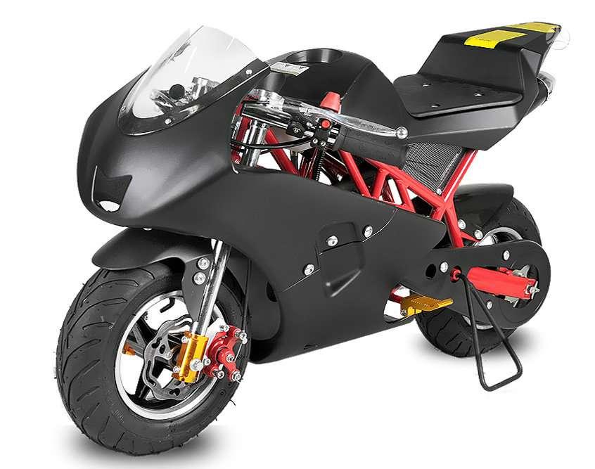-Kita- -kita-, mini motociklai