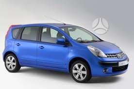 Nissan Note. Naudotu ir nauju japonisku automobiliu ir