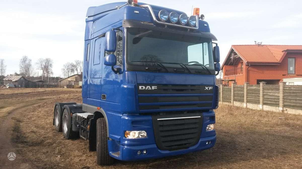 DAF, 105.510, vilkikai