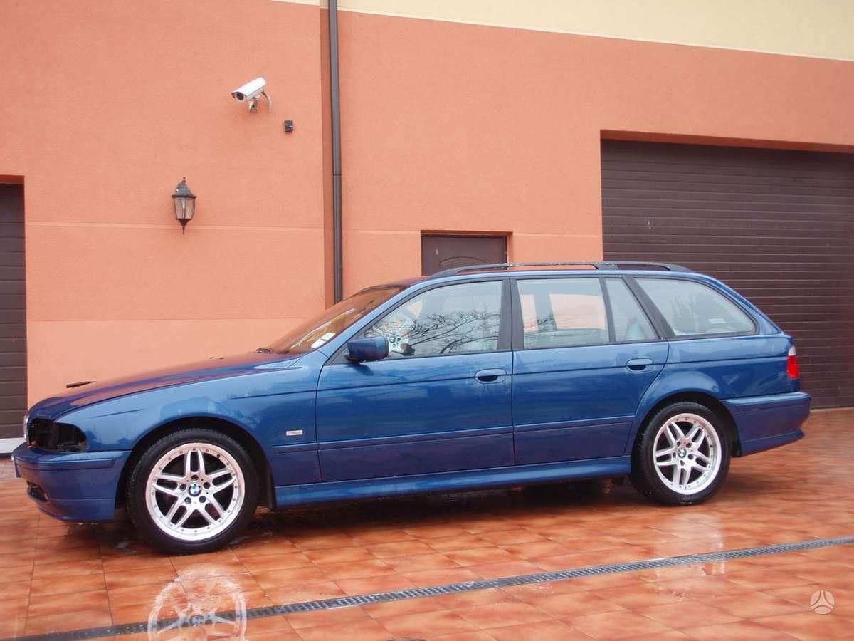 BMW 528 dalimis. Bmw520i 1997-2001m.  bmw525tds 1996-1999m.