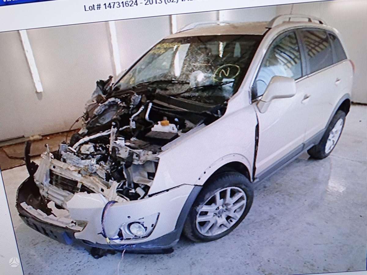 Opel Antara dalimis