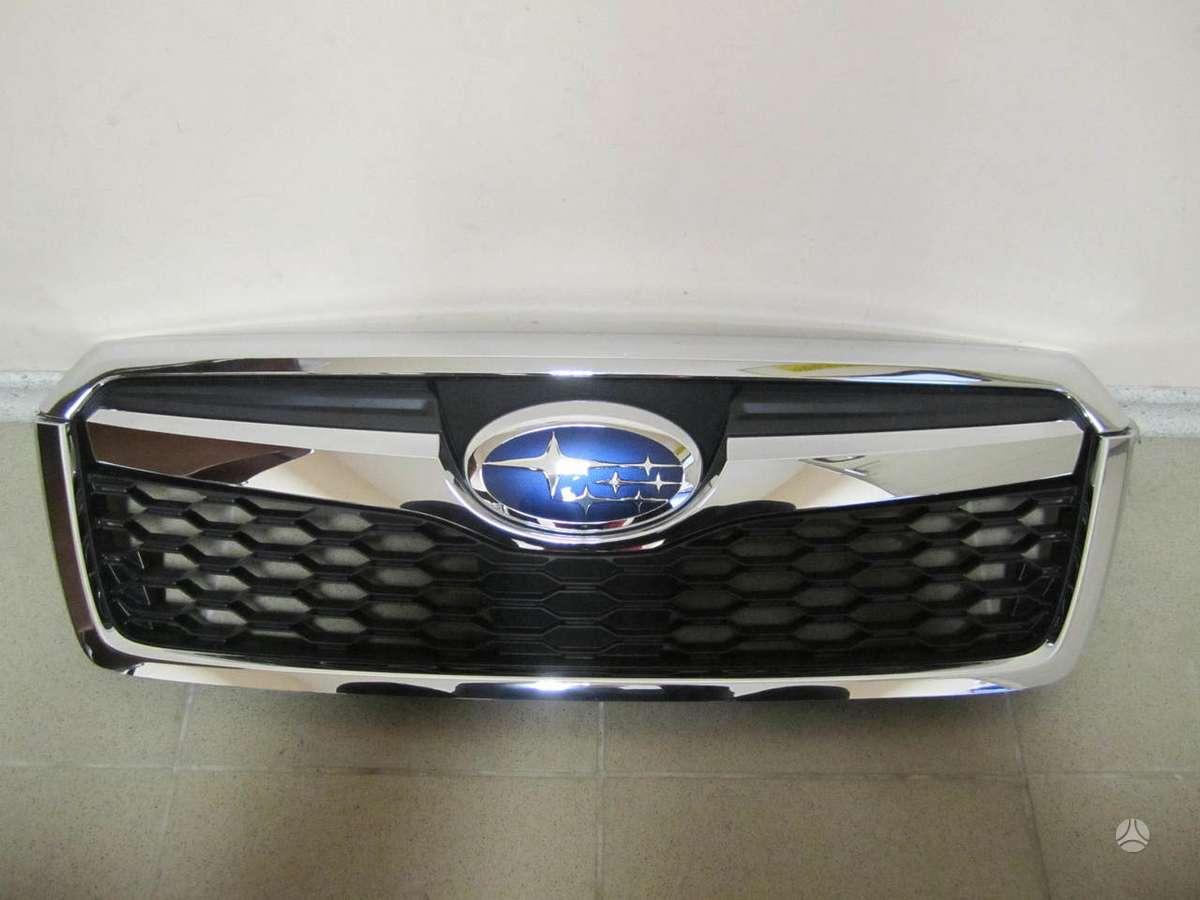 Subaru Forester. Naudotos ir naujos japoniškų ir korėjietiškų