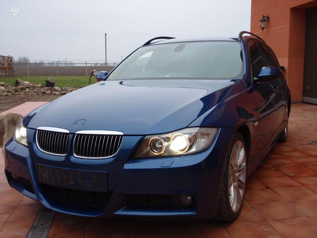 BMW 330 dalimis. Dalimis: bmw e91lci 320d m touring 2010m. bmw