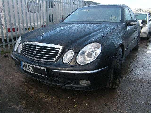Mercedes-Benz E klasė dalimis. Orine pakaba ( airmatic )
