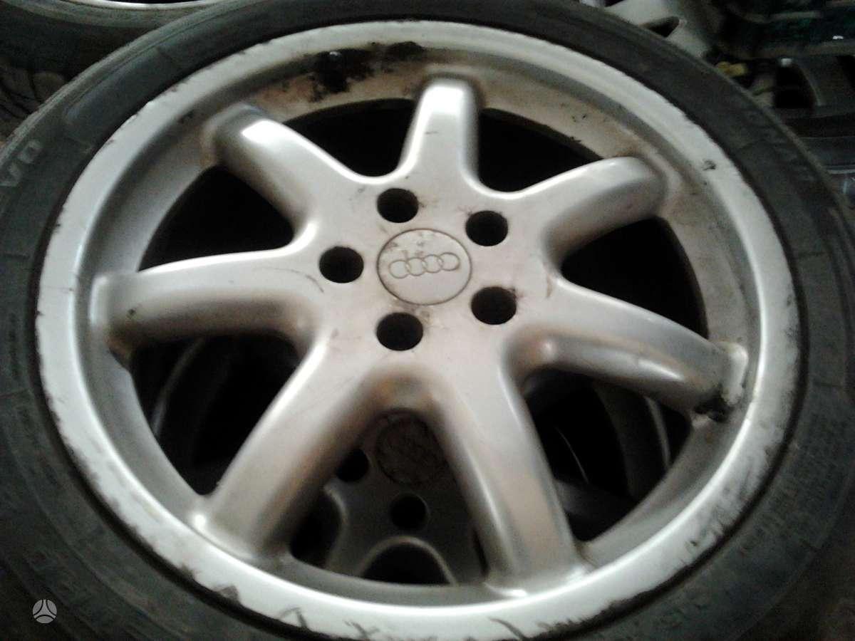 Audi, lengvojo lydinio, R18