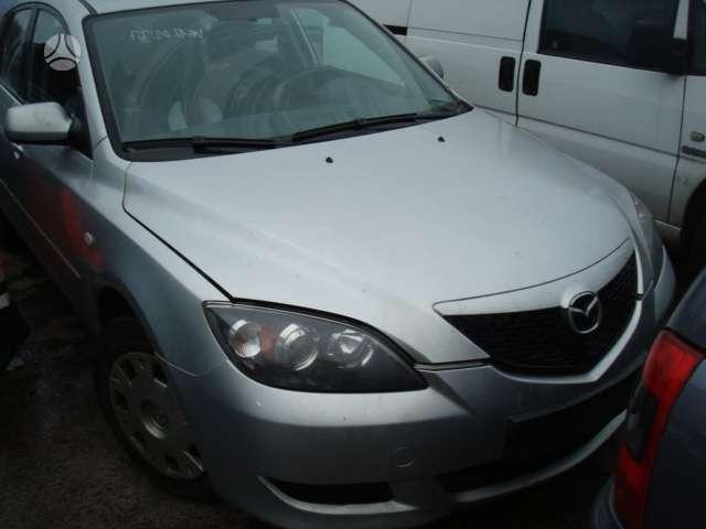 Mazda 3. Europa  galimas detalių persiuntimas į kitus miestus.