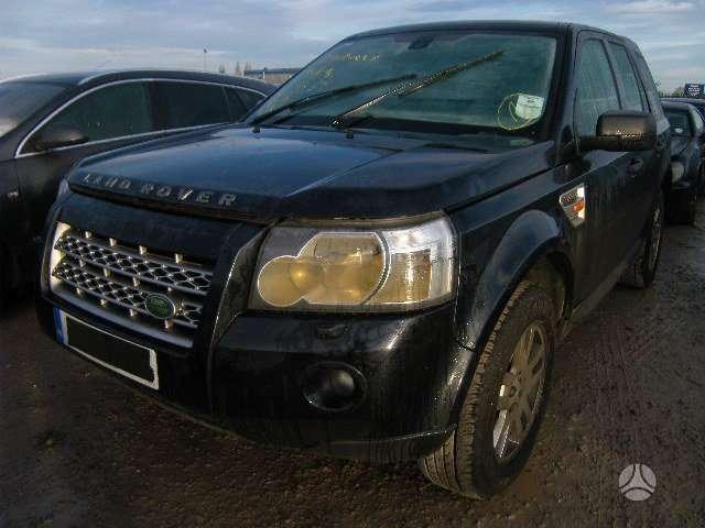 Land Rover Freelander dalimis. Variklis 2.2 4dt tinka range