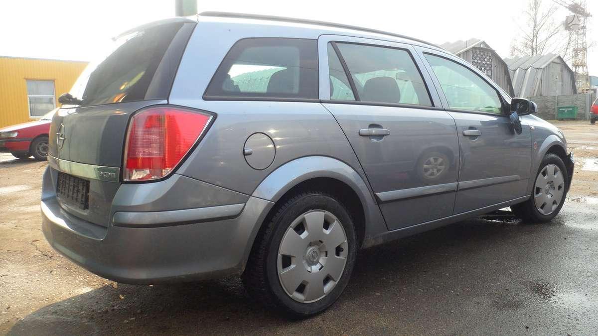 Opel Astra dalimis. возможна доставка запчастей в росию
