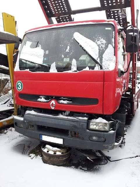 Renault, Premium 370, sunkvežimiai